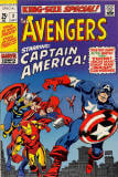 Avengers Special #3 comic image