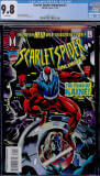 Scarlet Spider Unlimited #1 CGC 9.8 comic image