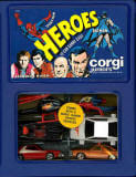 Corgi Jr. Super Heroes car case image