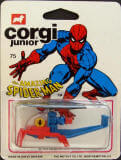 Corgi Jr. Spider-Man copter image