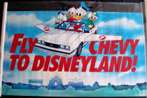 Disney/Chevy dealer ad banner image