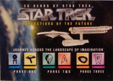 Star Trek 30 Years promo card image