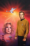 Star Trek Kirk painting image