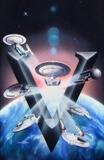 Star Trek Strange New Worlds novel painting image